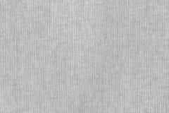 背景设计的织品纹理黑白帆布纺织品背景 库存照片