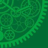 背景设计eps10齿轮图象导航您 免版税图库摄影