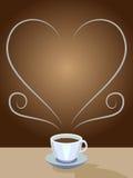 背景豆咖啡框架白色 库存图片