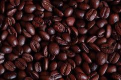 背景豆咖啡 库存照片