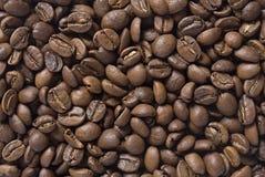 背景豆咖啡 免版税图库摄影