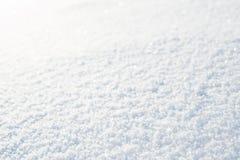 背景路雪冬天 免版税库存照片