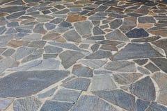 背景路面石头纹理 免版税库存照片