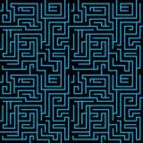 背景迷宫 免版税库存照片