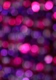 背景迷离粉红色紫色 免版税库存图片