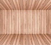 背景配件箱空的空间木头 库存图片