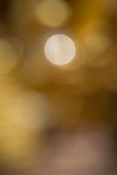 背景重点金黄自然有选择性 图库摄影