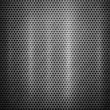 背景金属模板 免版税库存照片