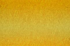 背景金黄纸张 库存图片