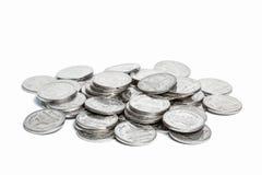 1965年背景银行硬币联邦秘鲁预留白色 免版税库存照片