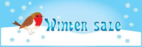 背景销售额文本向量冬天 免版税库存图片