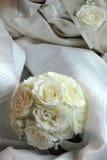背景镜象婚礼白色 免版税库存图片