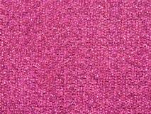 背景闪烁粉红色丝带 免版税库存图片