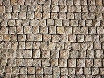 背景阻拦较小石头 免版税库存照片