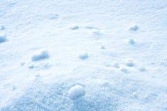 背景雪 免版税图库摄影