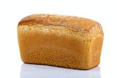 背景面包白色 图库摄影