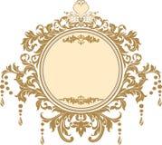 背景高雅重点邀请浪漫符号温暖的婚礼 库存图片