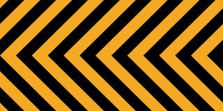 背景黄色黑条纹,工业标志安全条纹警告,传染媒介背景警告小心建筑 图库摄影