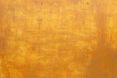 背景黄色 库存图片