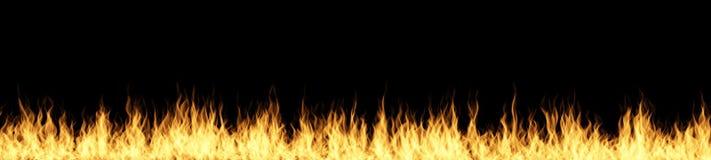 背景黑色详细资料火软绵绵地发火焰好高亮度显示垂直 包括复制空间 皇族释放例证