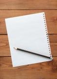 背景,空白的纸 免版税库存图片