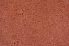 背景,纹理-桔子涂灰泥的墙壁 免版税库存照片