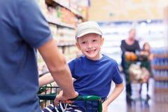 背景系列查出在购物白色 免版税库存图片