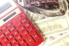 背景绘制财务oer笔报表白色 时间是金钱和财富 企业概念想法货币运算时间 库存图片