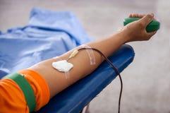 背景医疗的献血 免版税库存照片