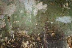 背景-老脏的墙壁 库存照片