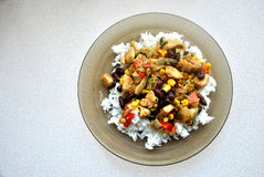 背景黑色中国人饮食食物冻结的真菌健康查出的生活混合采蘑菇空白主街上的蔬菜 库存图片