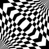 背景黑色几何白色 库存图片