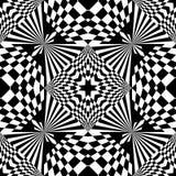 背景黑色几何白色 免版税图库摄影