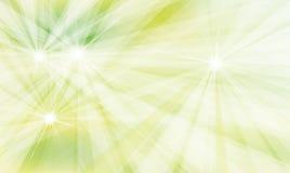 背景绿色向量 库存图片