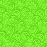 背景绿色无缝 库存例证