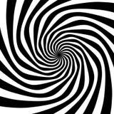 背景黑色漩涡白色 免版税库存照片