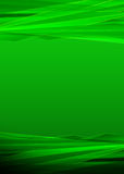背景绿色黑暗的抽象样式 向量例证