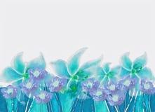 背景细部图花卉向量 多孔黏土更正高绘画photoshop非常质量扫描水彩 免版税库存照片