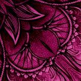 背景细部图花卉向量 被绘的横幅 拉长的现有量 库存图片