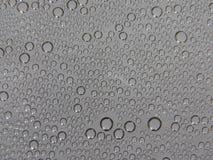 水滴(背景) 免版税库存照片