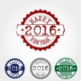 背景2016年 免版税库存图片