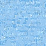 背景e邮件符号 免版税图库摄影