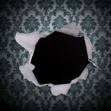 背景grunge减速火箭的葡萄酒墙纸 免版税库存照片