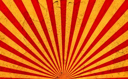 背景grunge发出光线星期日 免版税库存照片