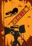 背景grunge向量 图库摄影