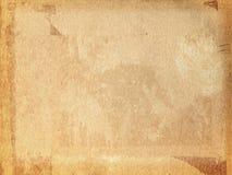 背景grunge纸张 图库摄影