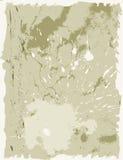 背景grunge老纸张 向量例证