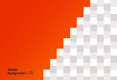 背景orange2 免版税库存照片