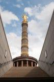 胜利专栏,柏林,德国 免版税库存图片