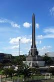 胜利纪念碑在曼谷 免版税库存照片
